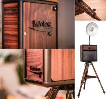 retro-Fotobox Fotobox Eventmodul