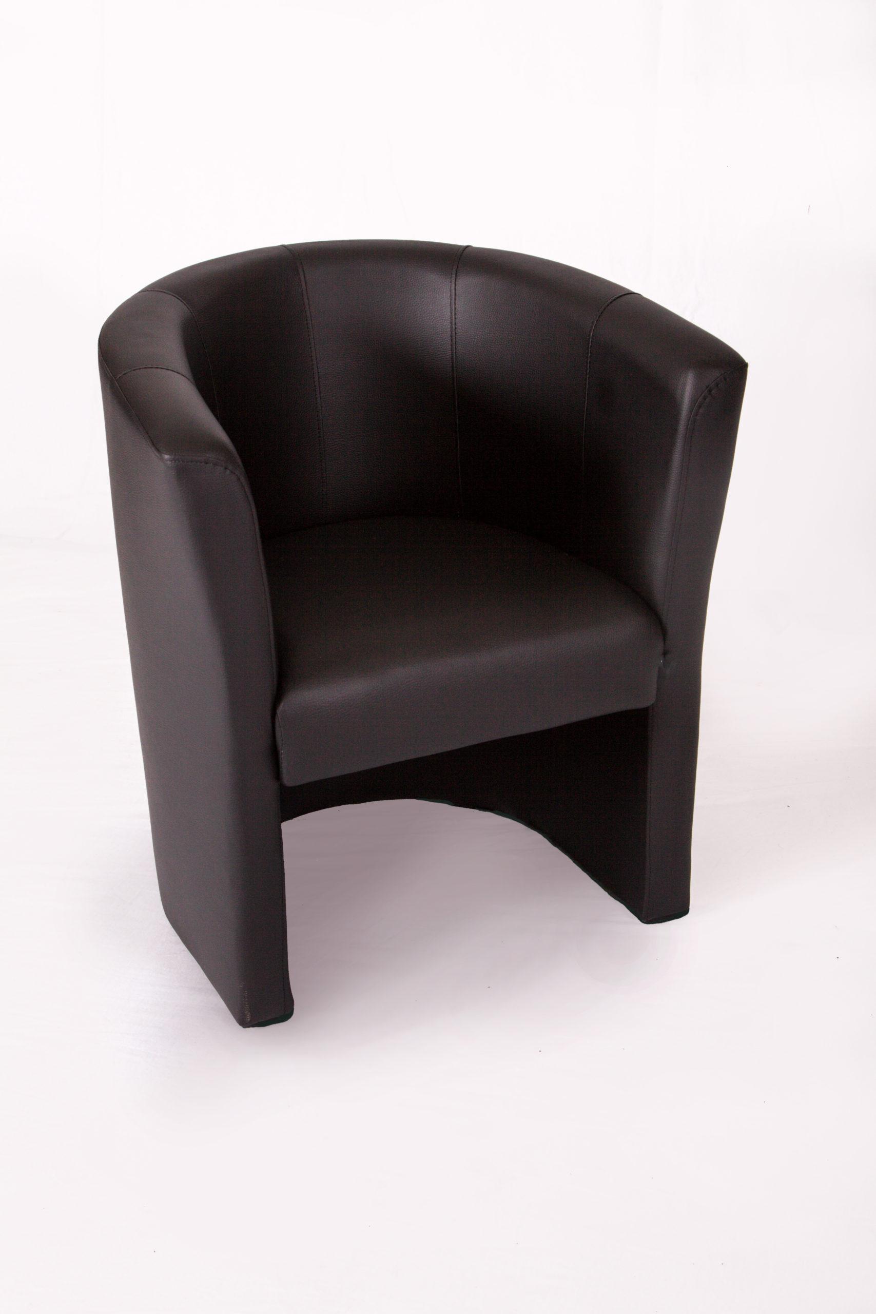 Loungesessel Sessel schwarz