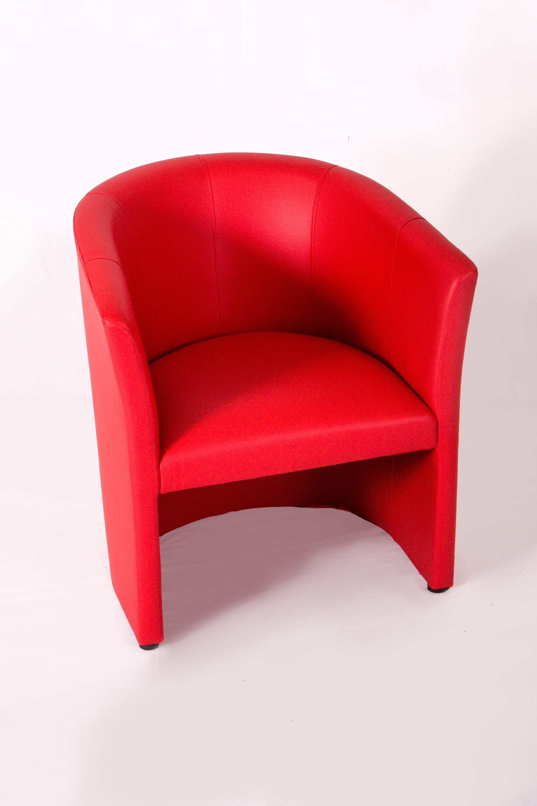 Loungesessel Sessel rot