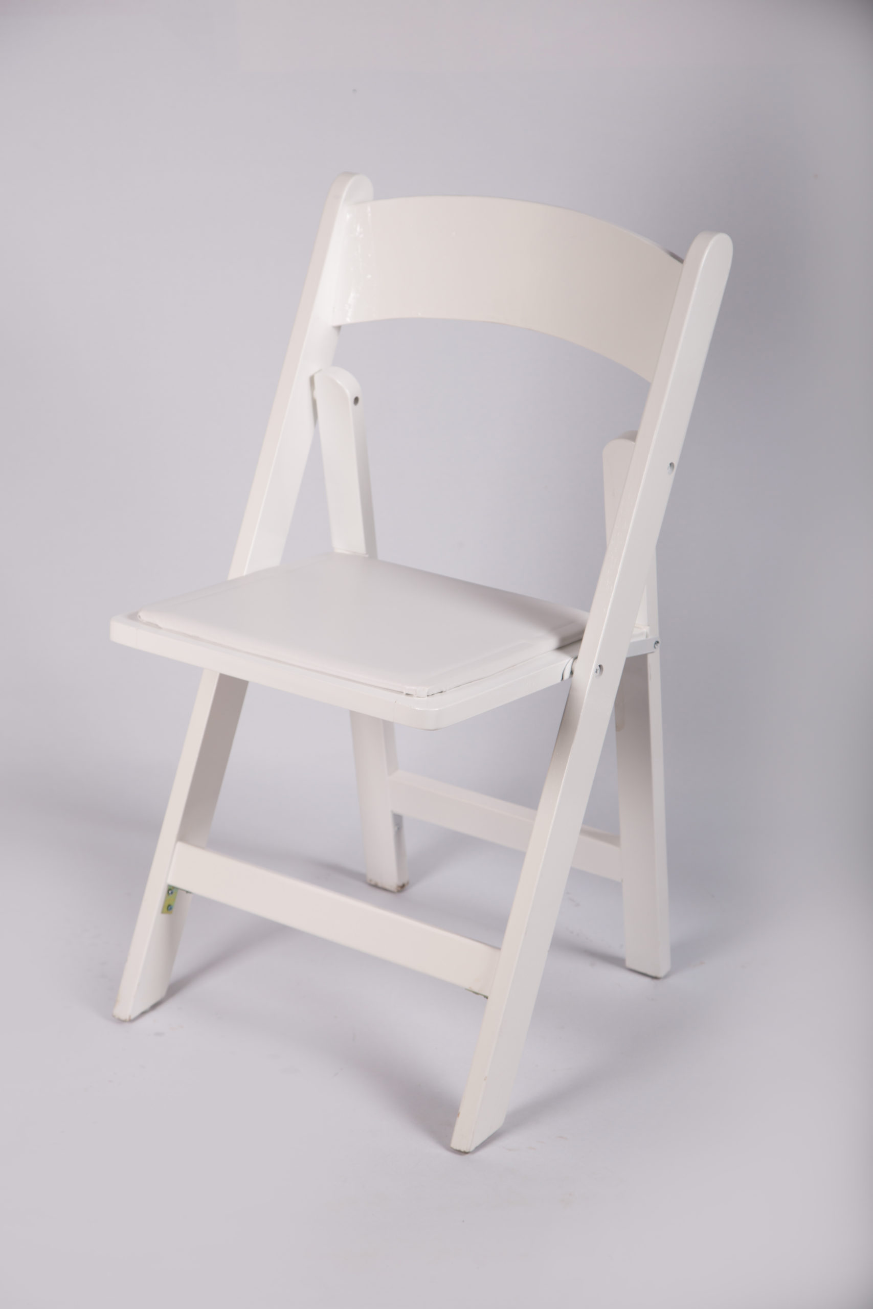 Hochzeitsstuhl Stuhl weiß Holz Polster gepolstert Hochzeit