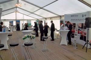 Firmenfest, Messe oder Firmenpräsentation - hier: Pendlertreff Sachsen
