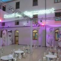 Festliche Atmosphäre im Albertinum Dresden