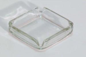 Aschenbecker Glas - Ascher