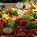 Catering - Schinken-, Wurst-Platte