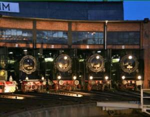 Eisenbahnmuseum Dresden Altstadt
