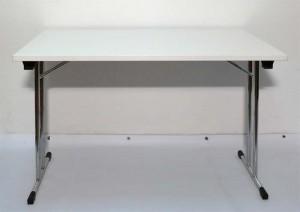 Tisch weiß oder buche furniert