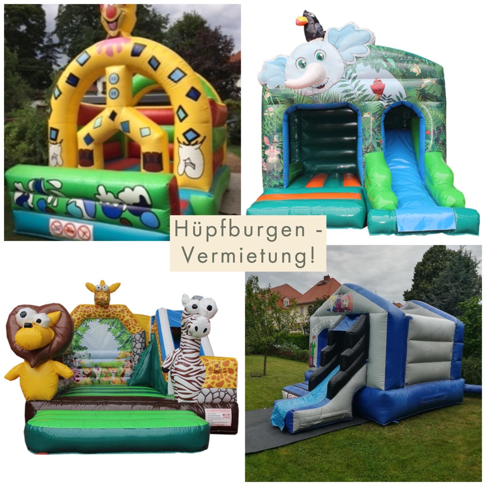 Hüpfburg Hüpfburgen Kinder Spaß springen mieten verleih